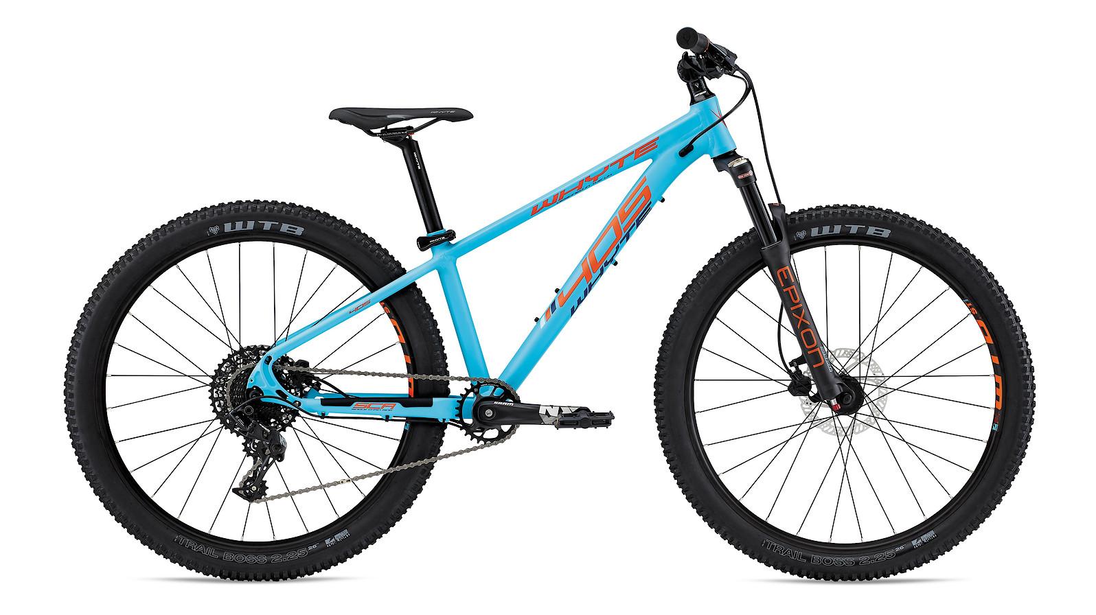 2020 Whyte 405 (Matte Blue with Orange/Denim/Sky)