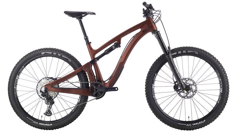 2020 Esker Elkat SLX Jenson USA Exclusive (Rust; spec may vary)