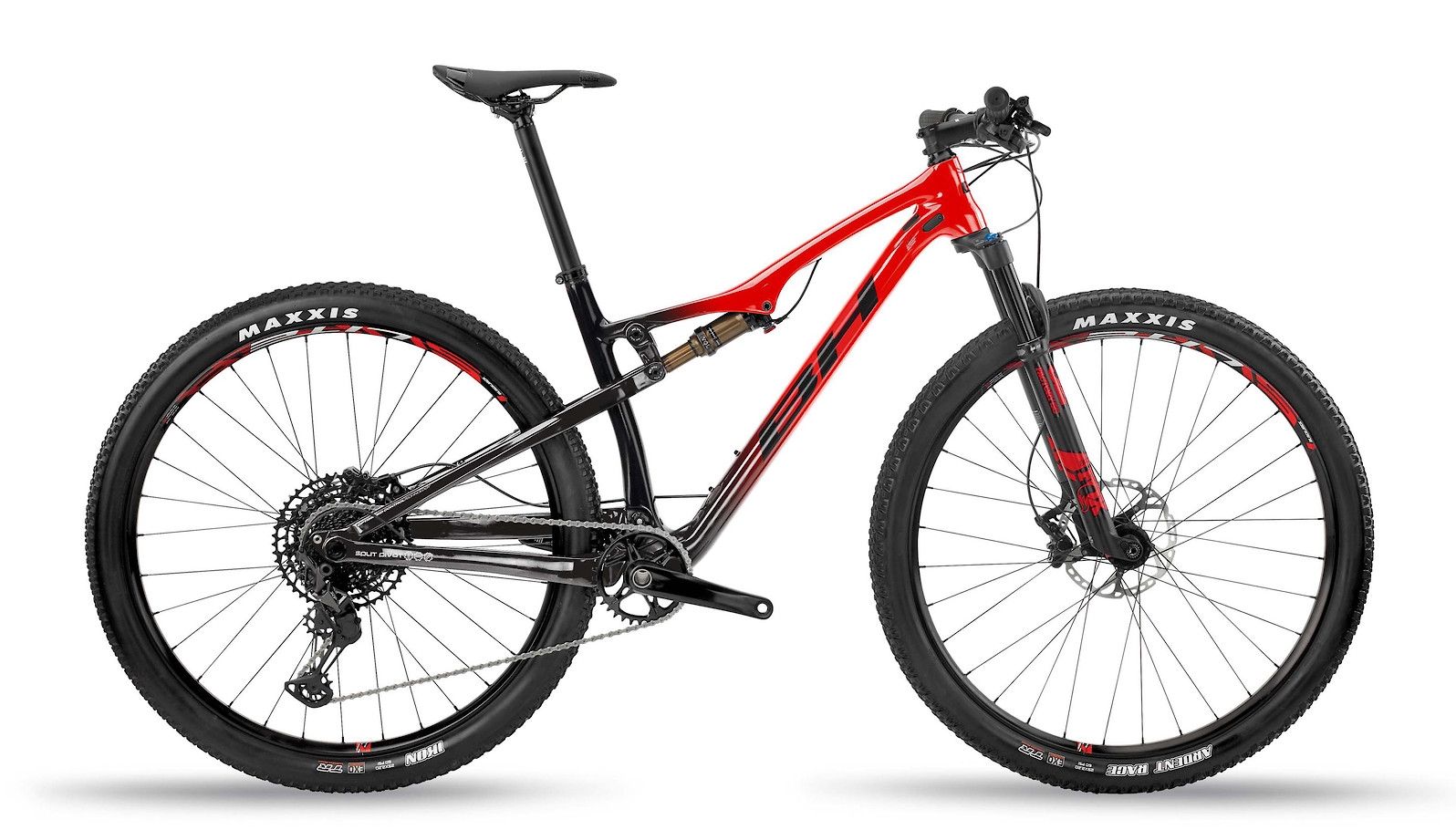 2020 BH Lynx Race RC Carbon 6.5 (Red/Black)
