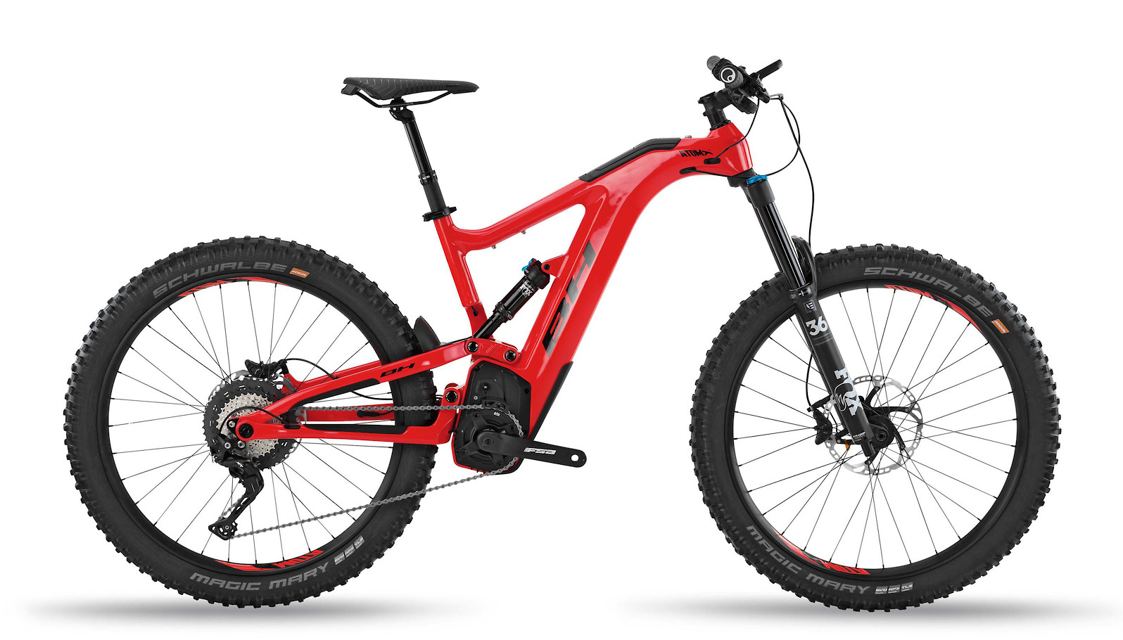 2020 BH ATOMX Carbon Lynx 6 Pro-S 27.5+