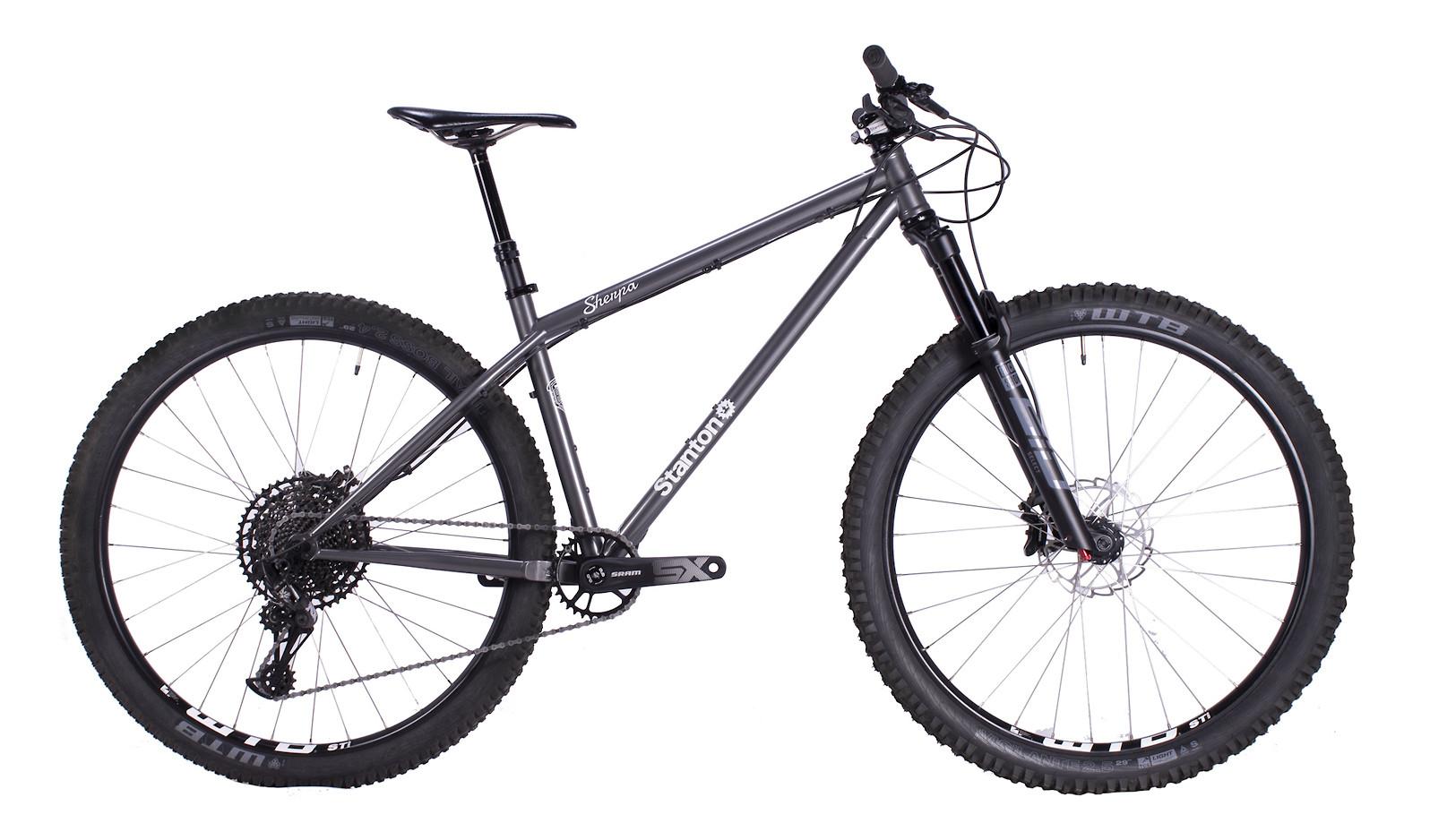 2020 Stanton Sherpa 853 Gen 3 Standard