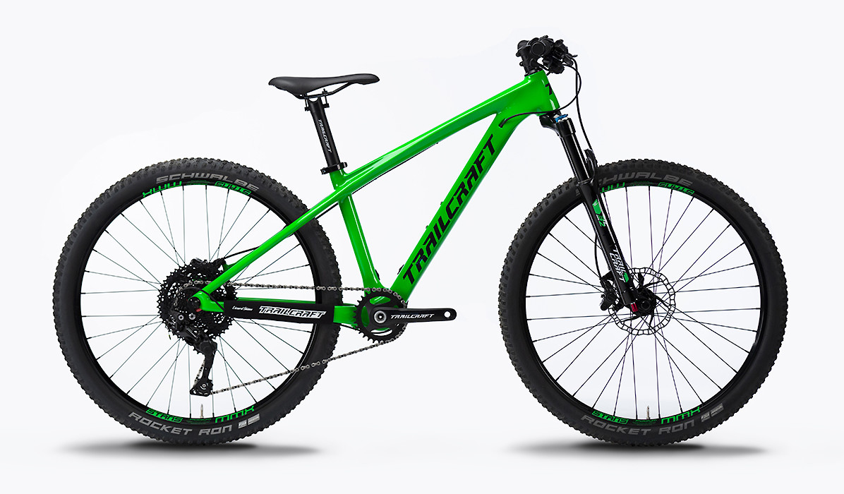 2020 Trailcraft Timber 26 Carbon (Neon Green)