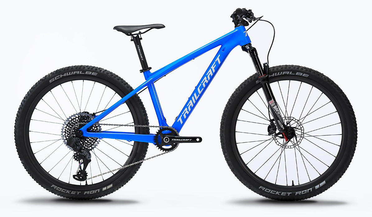 2020 Trailcraft Timber 26 Carbon (Blue; alternate build shown)