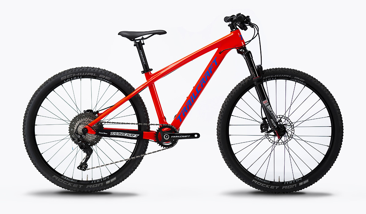 Trailcraft Timber 26 Carbon (Lava)