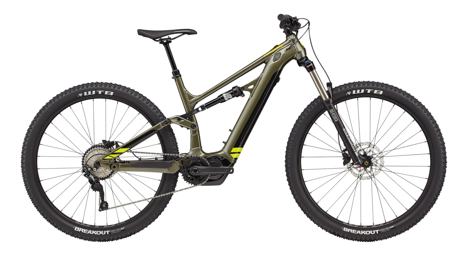 2020 Cannondale Moterra NEO 5