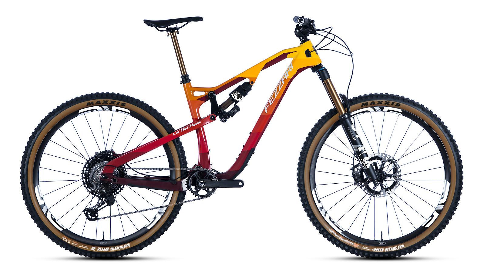 2020 Fezzari La Sal Peak City Edition (custom build shown)