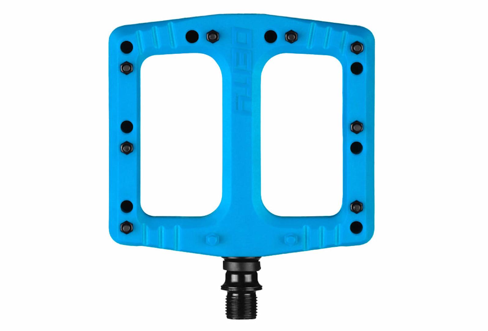 DEITY DEFTRAP Pedal (Blue)