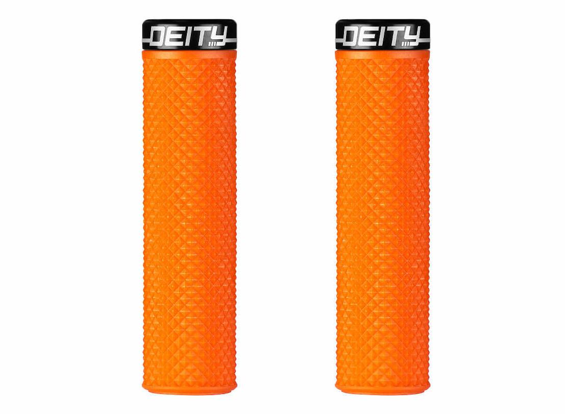 DEITY Supracush Grip (Orange)