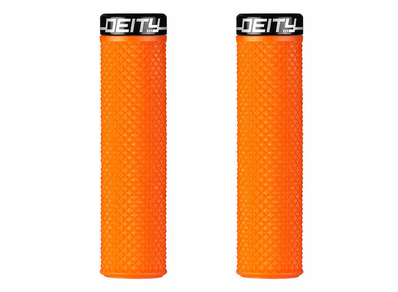 DEITY Supracush Grip (Orange)