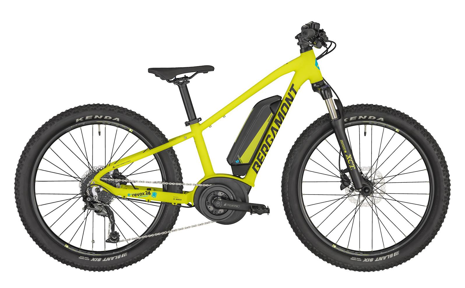2020 Bergamont E-Revox Junior 24