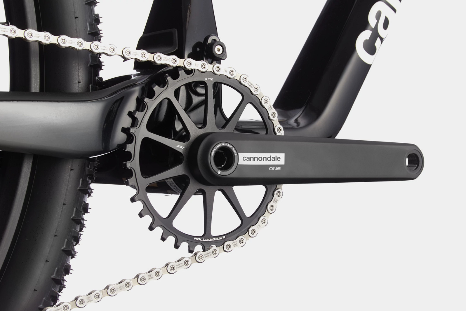 2020 Cannondale Hollowgram Si MTB Mountain Bike Spidering Chainring X-Sync 34T
