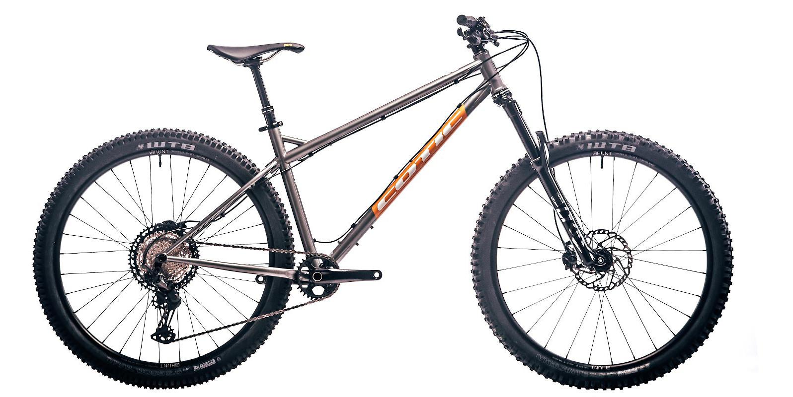 2020 Cotic BFeMAX Platinum X01 Eagle (Gunmetal/Copper)