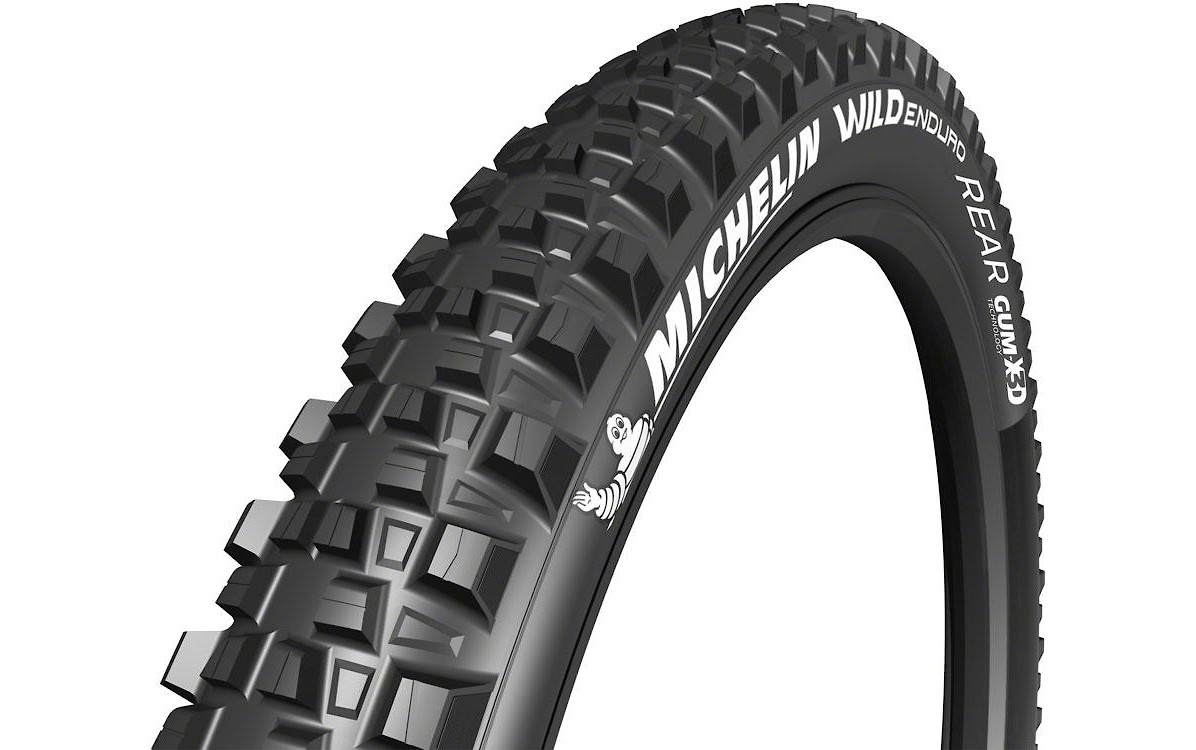 Michelin Wild Enduro Rear Tire