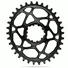 absoluteBLACK Oval Direct Mount SRAM 6mm offset Chainring