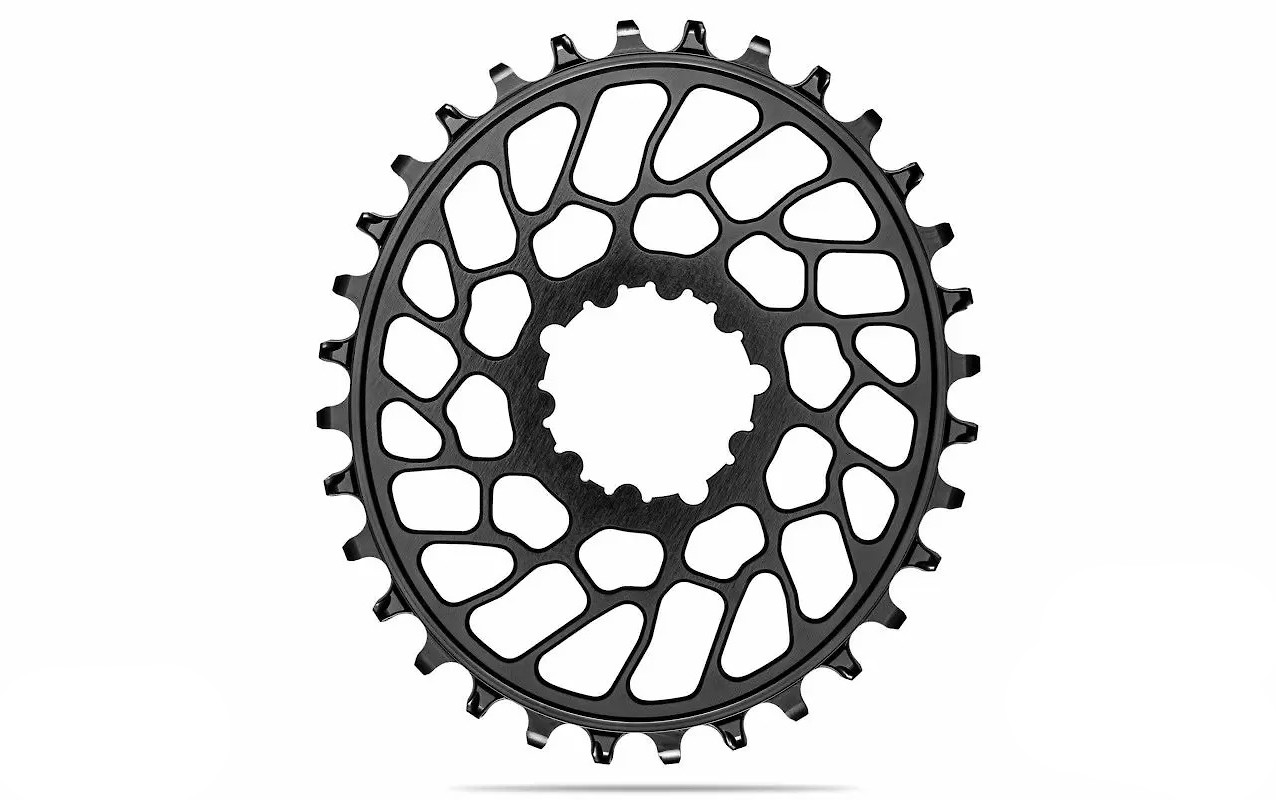 absoluteBLACK Oval Direct Mount SRAM 0mm offset Chainring