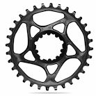 absoluteBLACK Round Direct Mount SRAM Boost 3mm offset Chainring