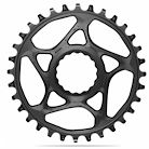 absoluteBLACK Round Direct Mount Race Face Cinch Boost 3mm offset Chainring