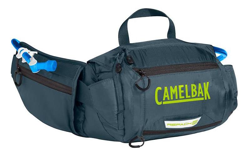 CamelBak Repack LR 4 Belt - Dark Slate/Lime Punch