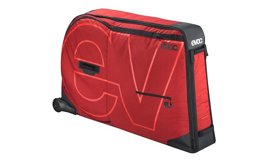 Evoc Bike Travel Bag - Chili Red