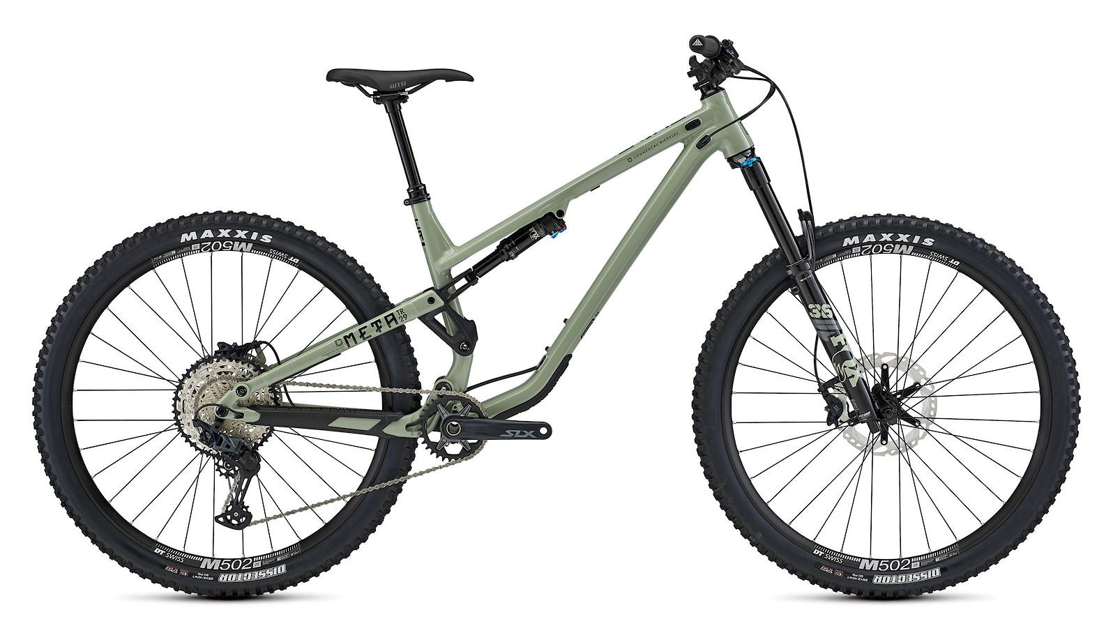 2021 Commencal Meta TR 29 Essential (Heritage Green)
