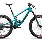 2021 Santa Cruz 5010 Carbon CC X01 Bike