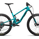 2021 Santa Cruz 5010 Carbon S Bike