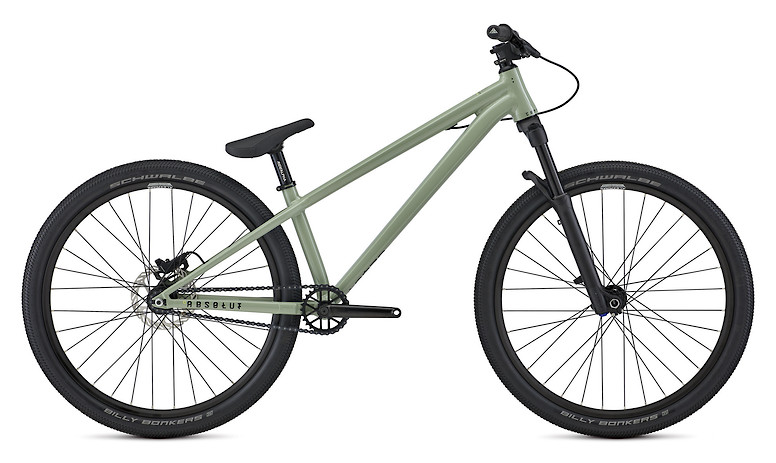 2021 Commencal Absolut