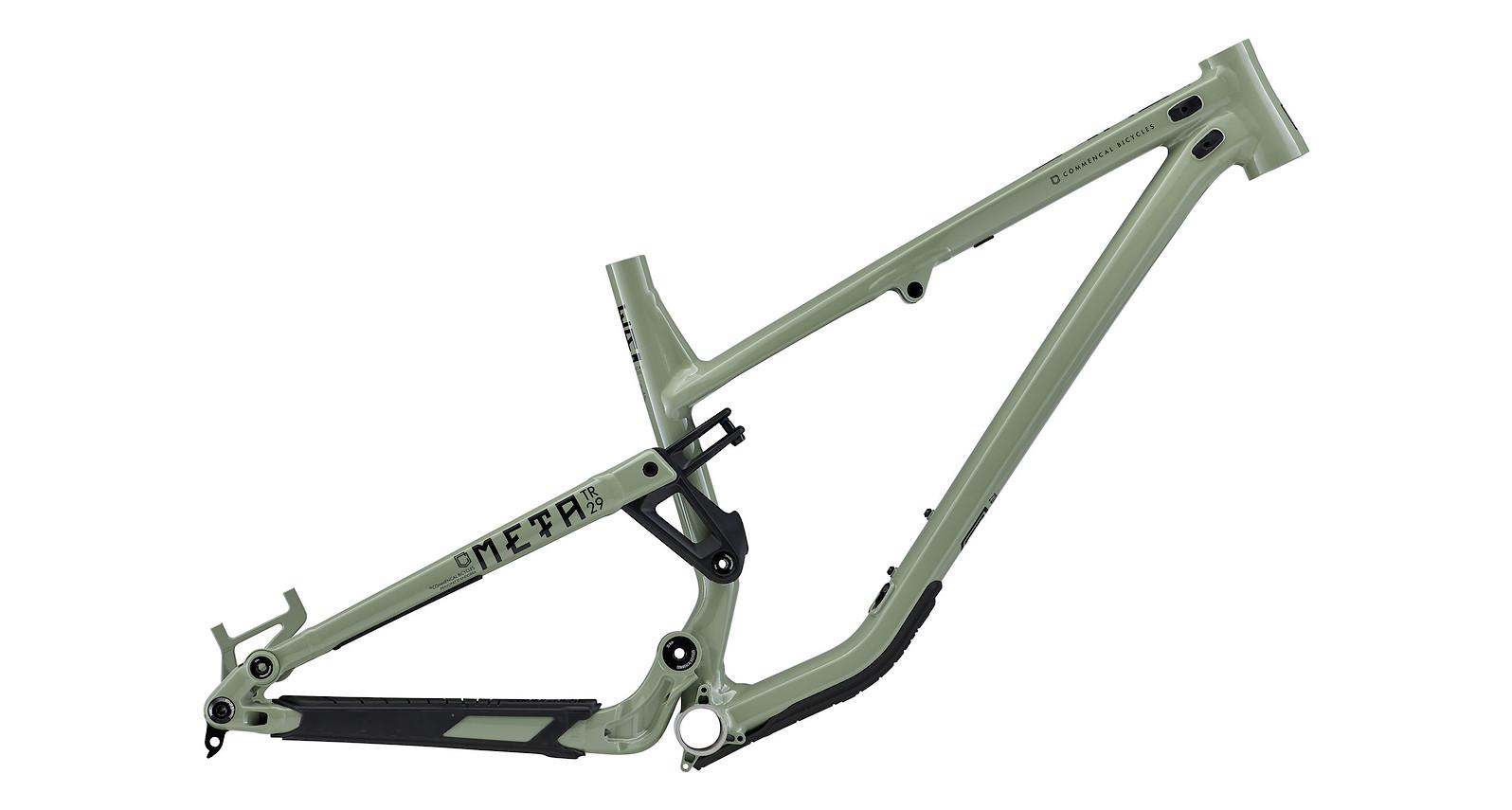 Commencal Meta TR 29 Frame (Heritage Green)