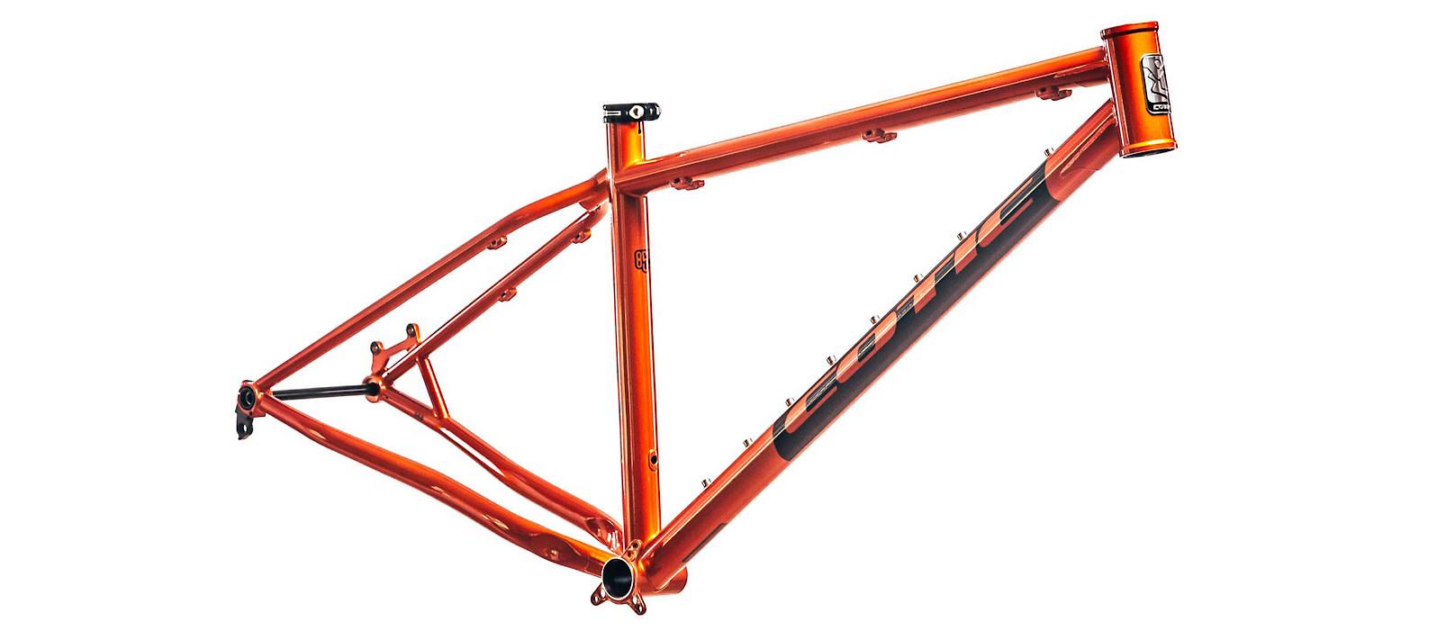 Cotic SolarisMAX (Supernova Orange)