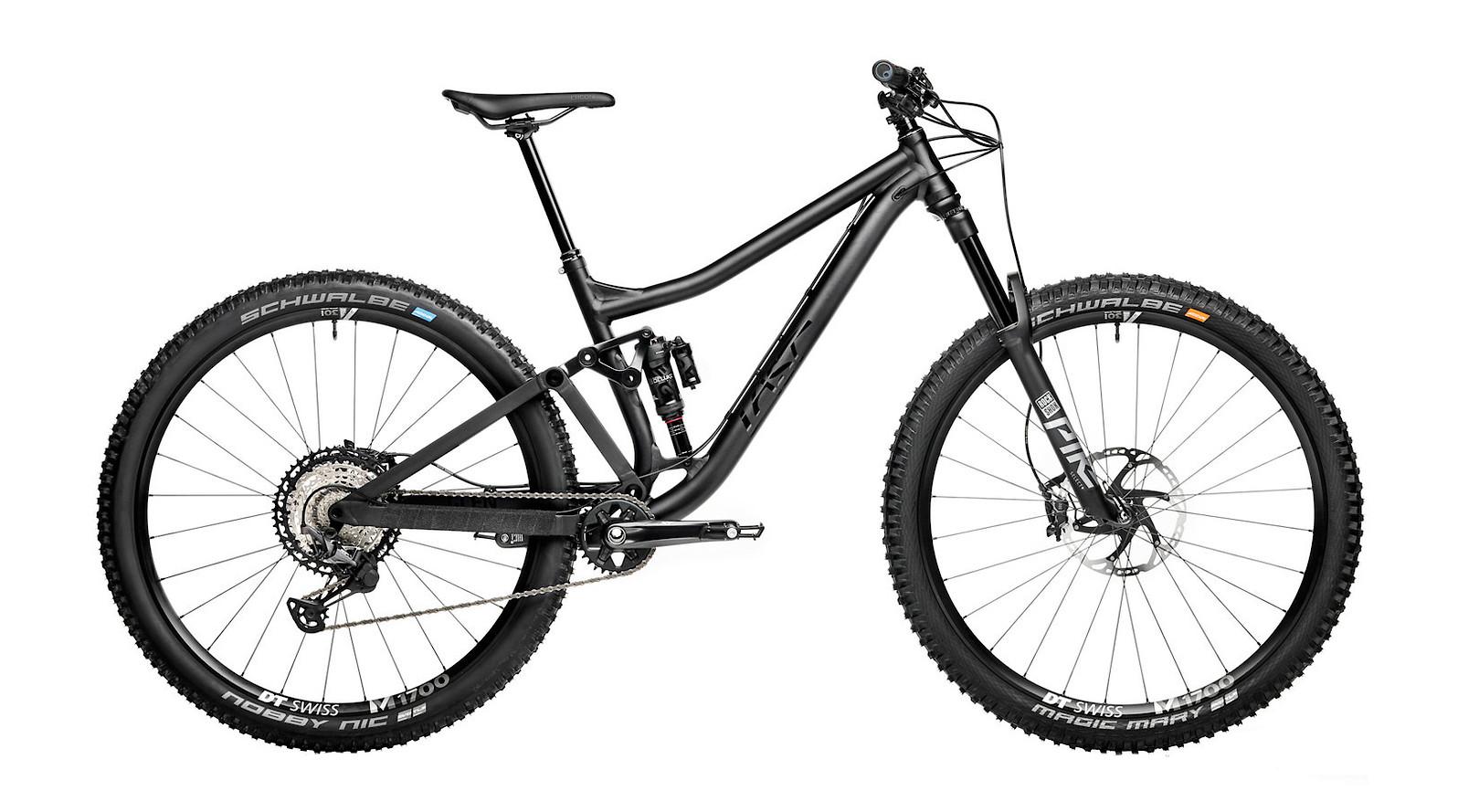 2020 Last Glen Trail XT (Anodized Black)