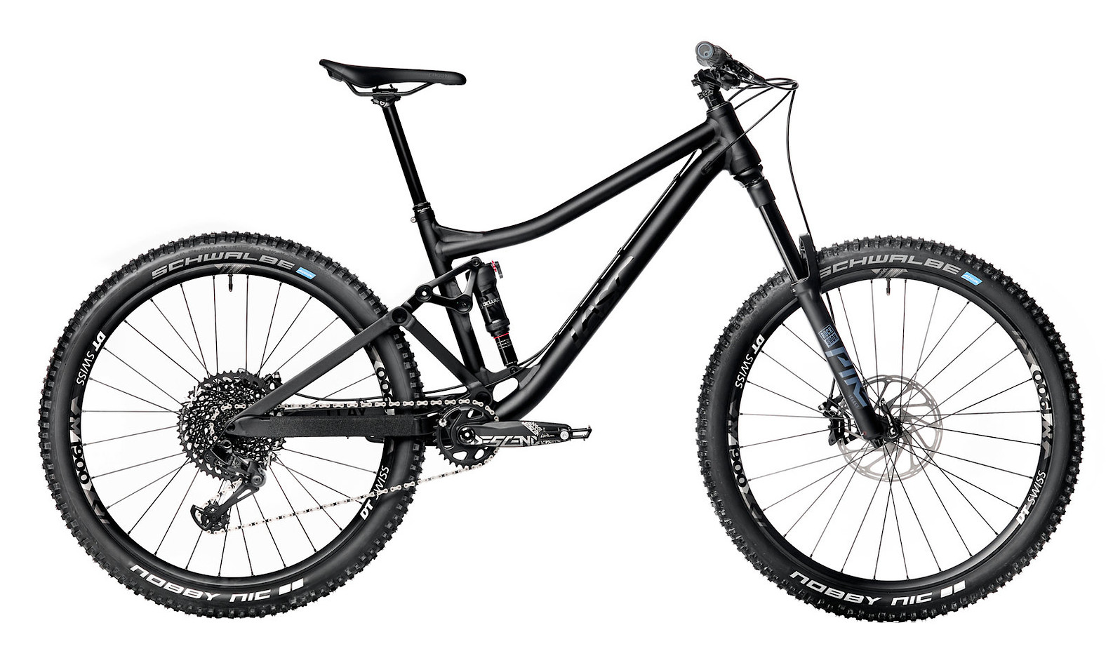 2020 Last Clay Ride (Anodized Black)