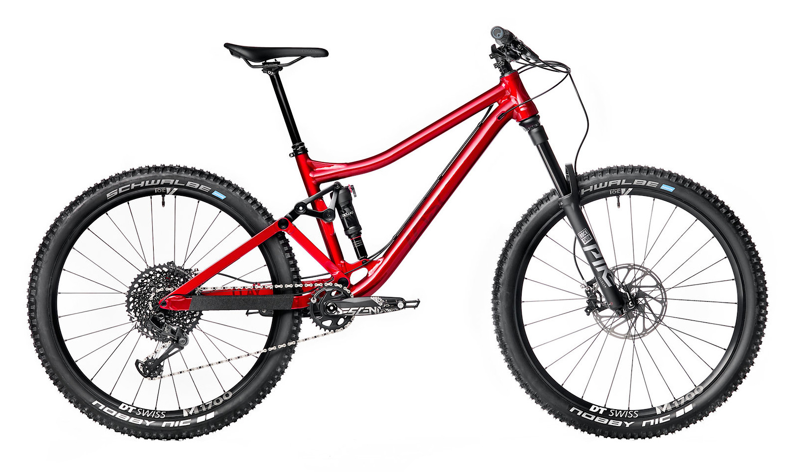 2020 Last Clay Trail (Transparent Red)