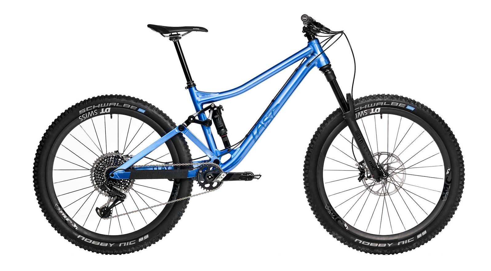 2020 Last Clay SL (Transparent Blue)