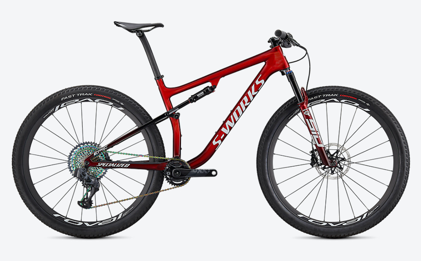 S-Works Epic (gloss red)