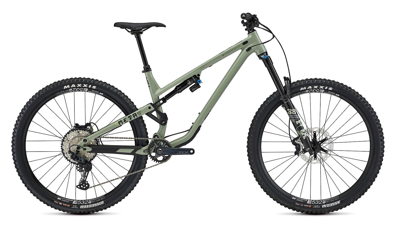 2021 Commencal Meta AM 29 Essential (Heritage Green)