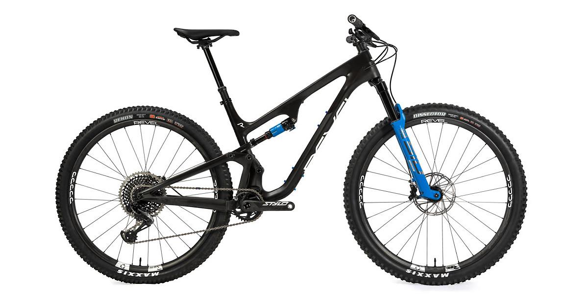 2020 Revel Ranger (De La Coal; X01 build shown)