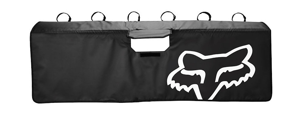Fox Racing Large Tailgate Cover (Black)