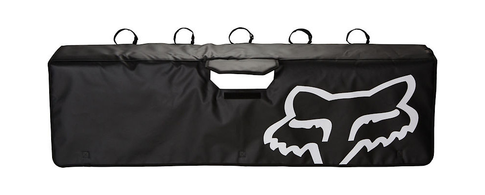 Fox Racing Small Tailgate Cover (Black)