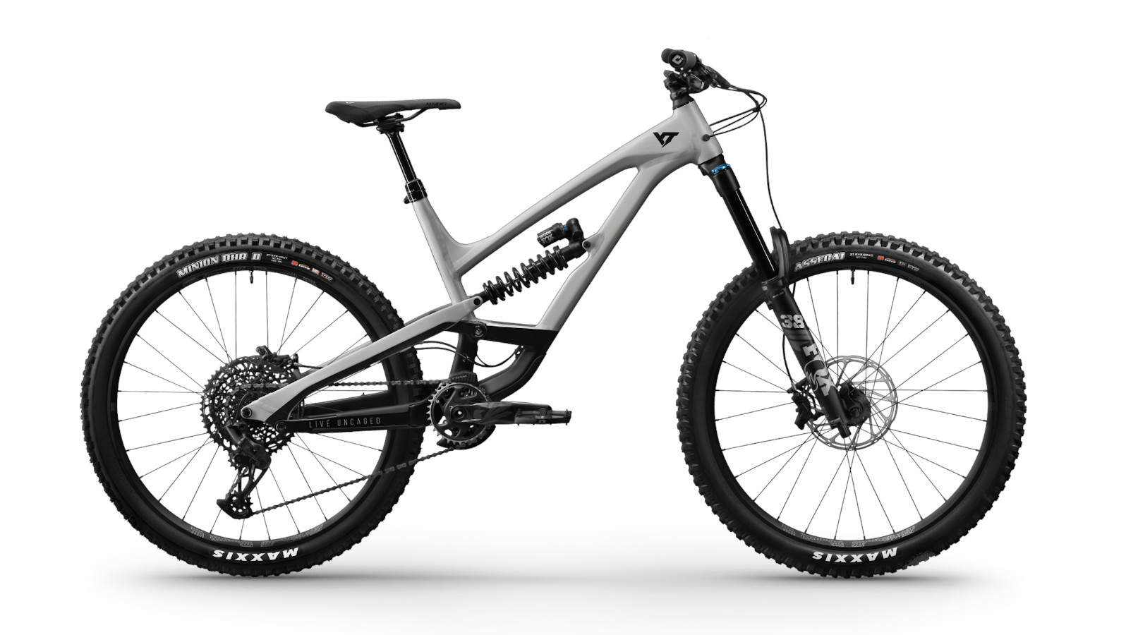 2020 YT Capra Shred 27.5