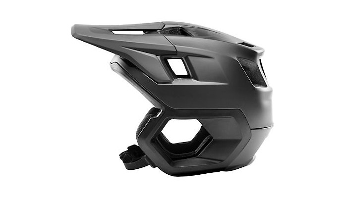 Fox Racing Dropframe - Black