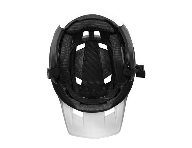 Fox Racing Dropframe - White/Black