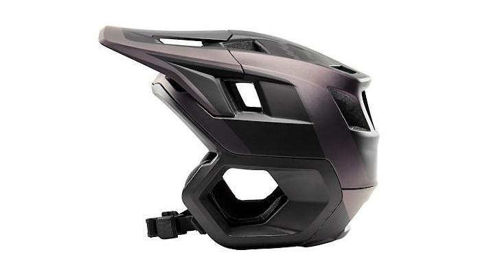 Fox Racing Dropframe - Black Iridium