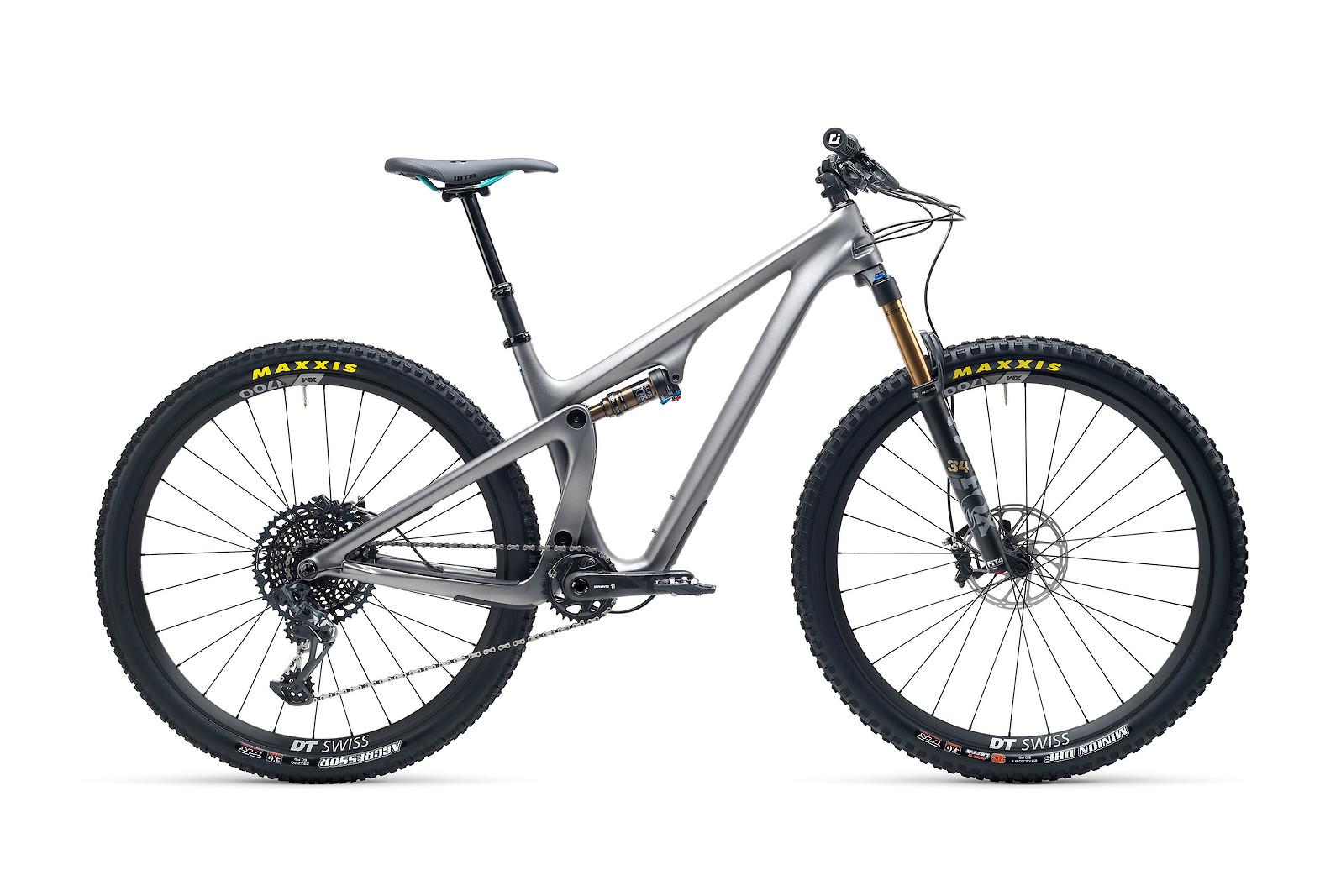 2021 Yeti SB115 – Anthracite (T2 build)