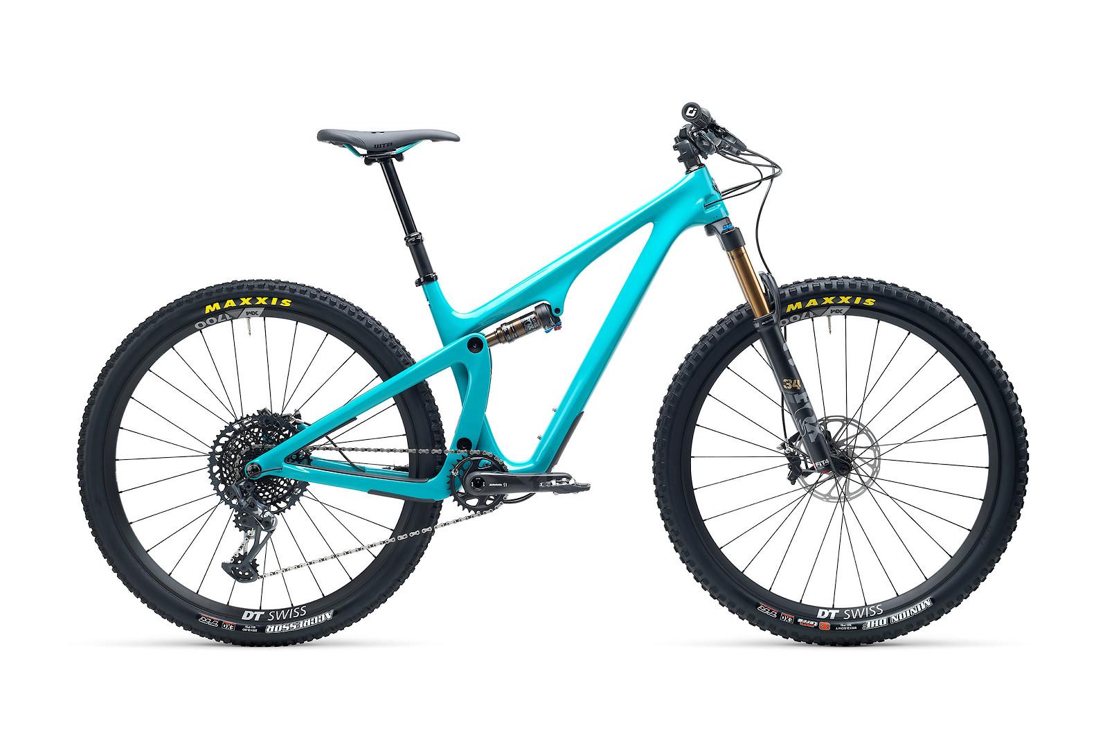 2021 Yeti SB115 – Turq (T2 build)