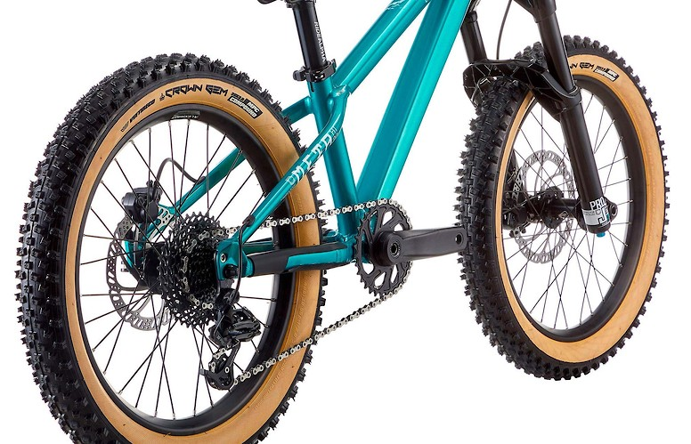 2021 Commencal Meta HT 20 (Electroplate Lagoon)