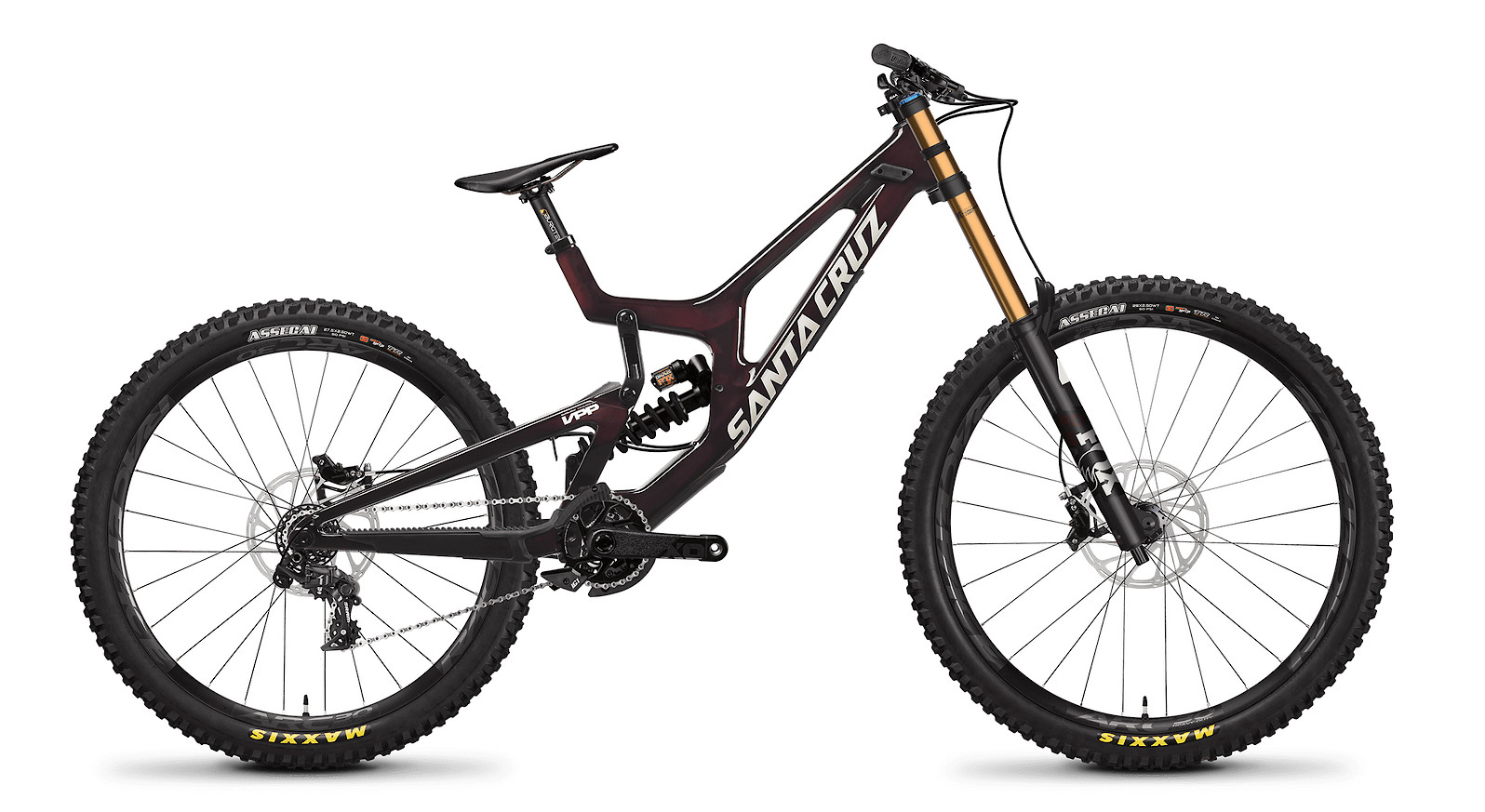 2021 Santa Cruz V10 DH X01 Carbon CC MX