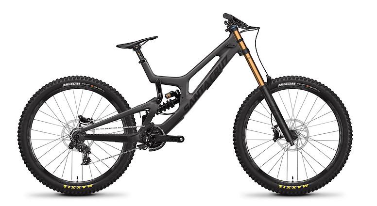 2021 Santa Cruz V10 DH X01 Carbon CC 27.5