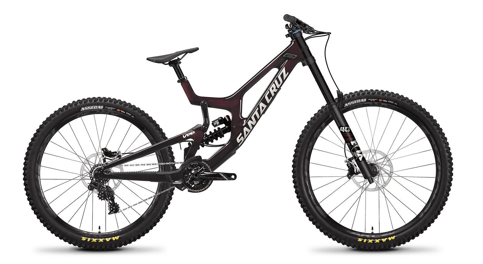 2021 Santa Cruz V10 DH S Carbon CC MX