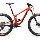 2021 Santa Cruz Hightower XX1 RSV Carbon CC Bike