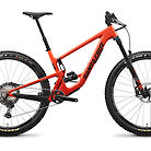 2021 Santa Cruz Hightower XT Carbon Bike